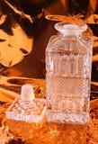 bottiglia di whisky Immagini Stock Libere da Diritti