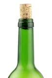 Bottiglia e sughero Immagine Stock Libera da Diritti
