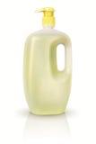 Bottiglia isolata della pompa del sapone Immagini Stock Libere da Diritti