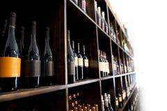 Bottiglia in locanda Immagine Stock Libera da Diritti