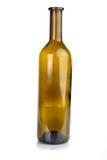 Bottiglia per vino Fotografia Stock