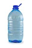 Bottiglia pura ecologica di acqua Immagine Stock