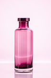 Bottiglia rosa Fotografia Stock Libera da Diritti