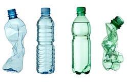 Bottiglia vuota Fotografie Stock Libere da Diritti