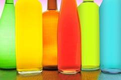 Bottiglie Immagine Stock