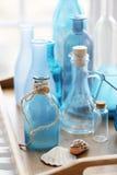 Bottiglie Fotografia Stock Libera da Diritti