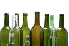 Bottiglie. fotografia stock