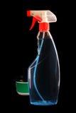 Bottiglie del detersivo. Fotografia Stock Libera da Diritti