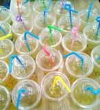Bottiglie della bevanda Immagini Stock Libere da Diritti