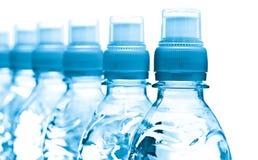 Bottiglie di acqua Immagini Stock Libere da Diritti