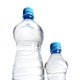 Bottiglie di acqua immagine stock libera da diritti