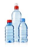 Bottiglie di acqua Fotografia Stock Libera da Diritti