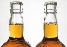 Bottiglie di birra immagine stock