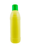 Bottiglie di plastica colorate Immagini Stock Libere da Diritti
