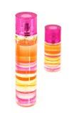 Bottiglie di profumo Fotografia Stock