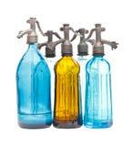 Bottiglie di soda Fotografia Stock Libera da Diritti