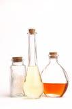 Bottiglie di speranza Fotografia Stock