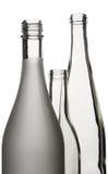 Bottiglie di vetro 16146 Fotografie Stock Libere da Diritti