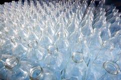Bottiglie di vetro Immagine Stock Libera da Diritti