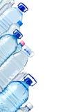 Bottiglie di wate Fotografia Stock Libera da Diritti