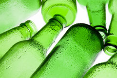 Bottle. Background with creative bottle.color glass Royalty Free Stock Photography
