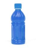 Bottle. Isolated bottle of drink on white stock photography