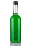 Bottle alcohol absinthe Royalty Free Stock Photo