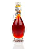 Bottle of ardent drink Royalty Free Stock Photography