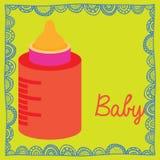 Bottle baby Stock Image