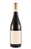 Bottle of barolo or barbaresco italian wine Stock Photos