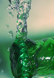 Bottle of beer Stock Photography
