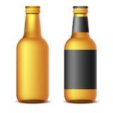 Bottle beer Stock Photos