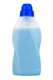 Bottle of blue Royalty Free Stock Photo