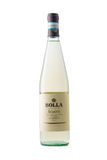 Bottle of BOLLA Soave wine. Royalty Free Stock Photo