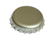 Bottle cap. Royalty Free Stock Photos