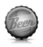 Bottle cap Stock Photography