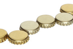 Bottle Caps Royalty Free Stock Photos