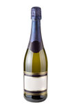 Bottle champagne Royalty Free Stock Photography