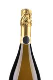 Bottle of champagne. Royalty Free Stock Photos