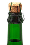 Bottle of cidre Stock Photography