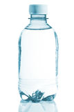 Bottle of clear water Stock Images