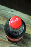Bottle of Coca-Cola Royalty Free Stock Images