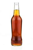 Bottle of Coke isolated on white Royalty Free Stock Photography