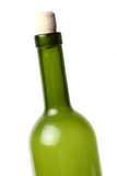 Bottle with a cork Stock Photography