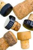 Bottle corks Royalty Free Stock Image