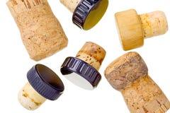 Bottle corks Stock Photos