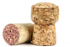 Bottle corks Royalty Free Stock Image