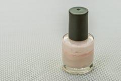 Bottle with cosmetics Stock Photo
