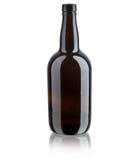 bottle dark Fotografering för Bildbyråer