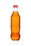 Bottle with a drink Stock Photography